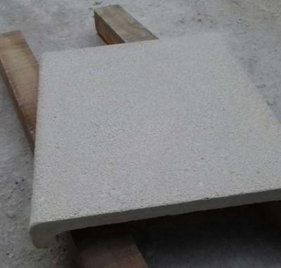 Бордюрный копинговый Г-образный камень 600х280 для бассейна