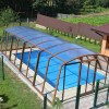 Высокий павильон для бассейна Elegance