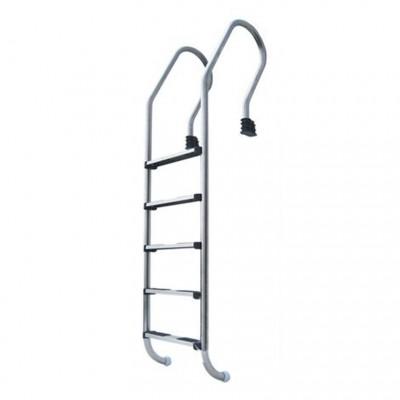 Лестница MIXTA нержавейка 5 ступеней