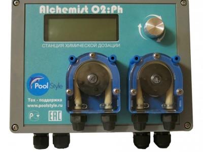Станция автоматического дозирования Alchemist 02 Ph