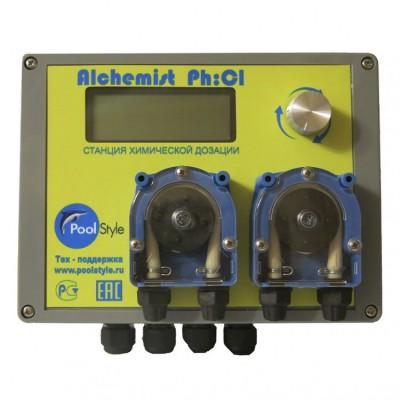 Станция автоматического дозирования Alchemist Ph Cl