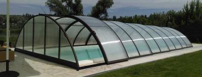 Средний павильон для бассейна Classic