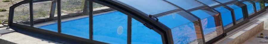 Низкий павильон для бассейна Concord