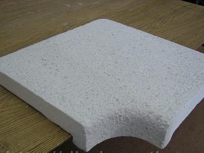 Копинговый бордюрный Г-образный камень угловой 300 мм