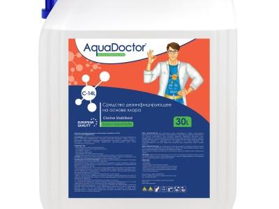 Жидкий хлор AquaDoctor CL-14