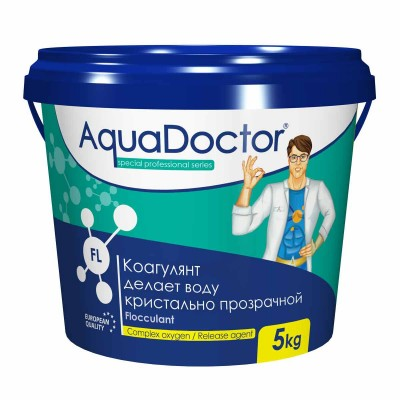 Коагулянт в гранулах AquaDoctor FL