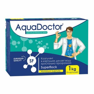 Коагулянт в картушах AquaDoctor Superflock