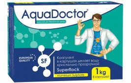 Коагулянт в картушах AquaDoctor Superflock