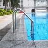 Внешний вид лестницы Aquaviva Standart
