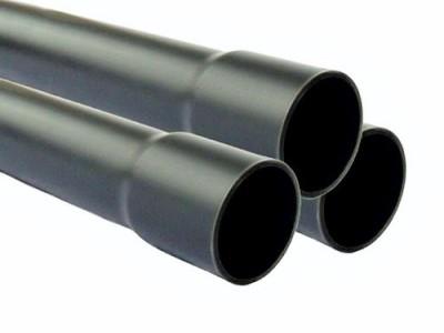 Труба ПВХ клеевая, 10 атм, раструбная